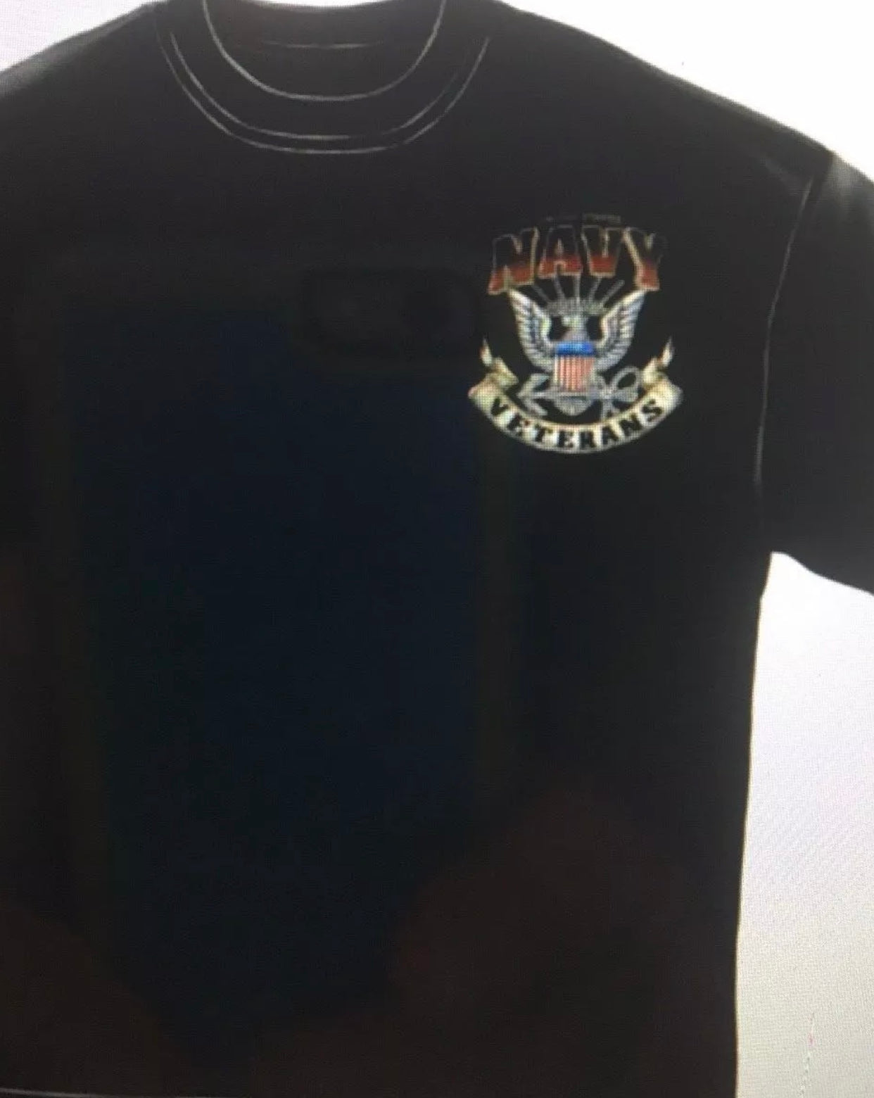 Navy Proud To Have Served Veterans T-Shirt - The Wall Kids, Inc.