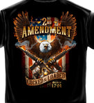 2nd Amendment Lock & Loaded T-Shirt - The Wall Kids, Inc.