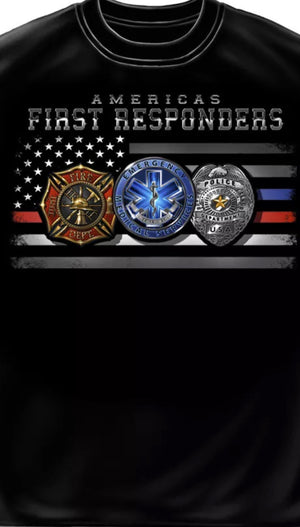 1st Responder - The Wall Kids, Inc.