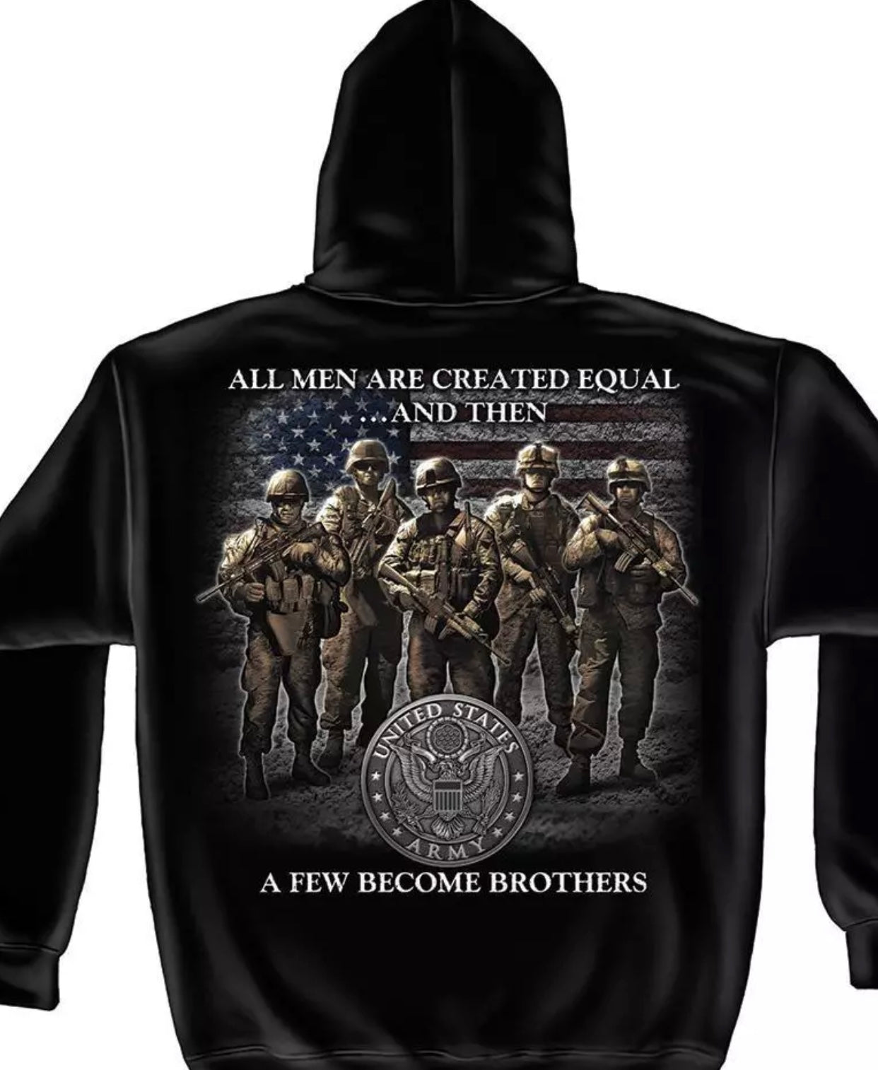 Army Brother's Sweatshirt - The Wall Kids, Inc.