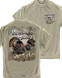 Turkey Hunting T-Shirt - The Wall Kids, Inc.