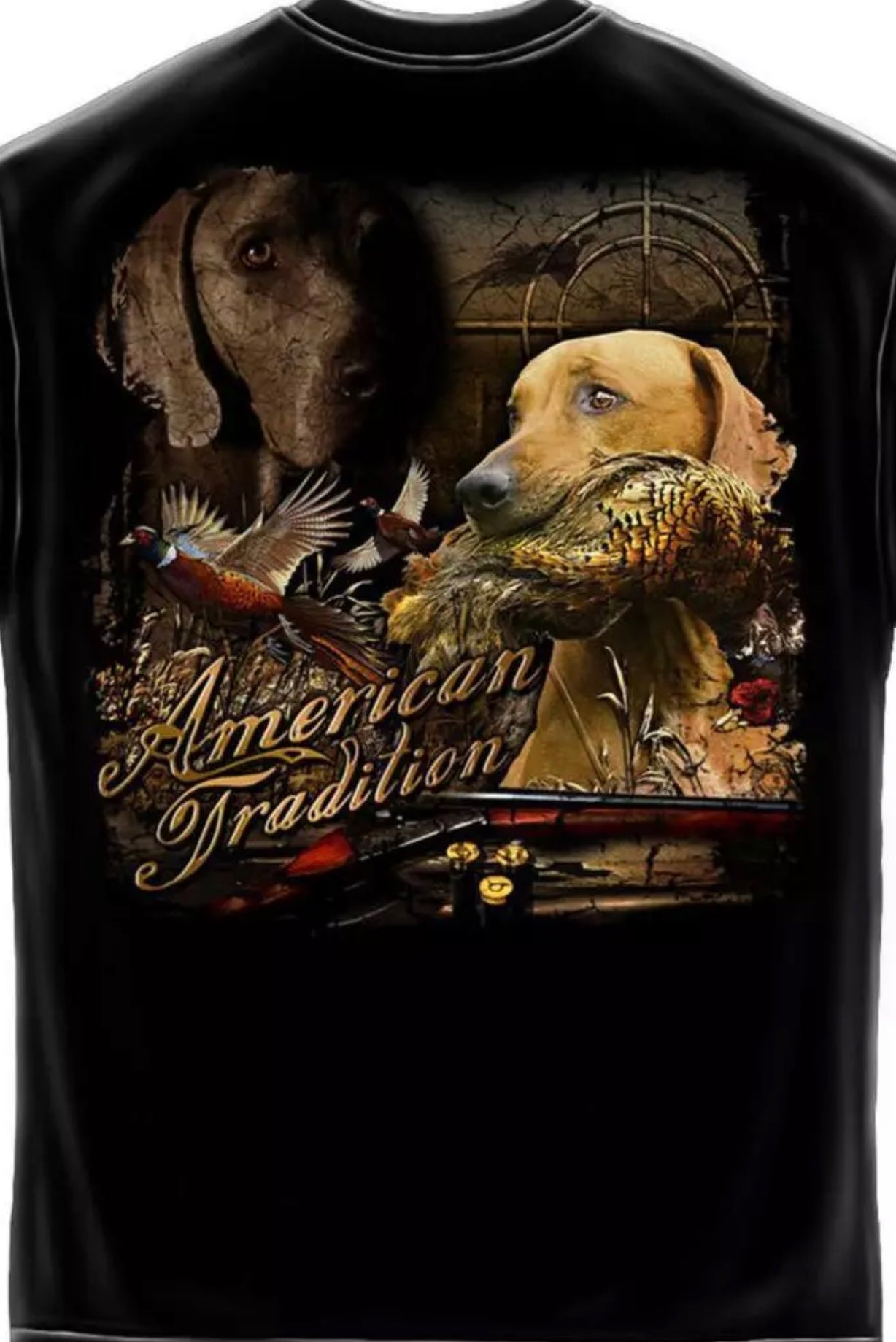 Duck Hunting American Tradition T-Shirt - The Wall Kids, Inc.