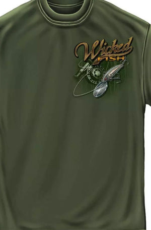 Walleye Fishing T-Shirt - The Wall Kids, Inc.