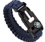 Survival bracelet - The Wall Kids, Inc.