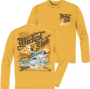 Tuna Long Sleeve T Shirt - The Wall Kids, Inc.