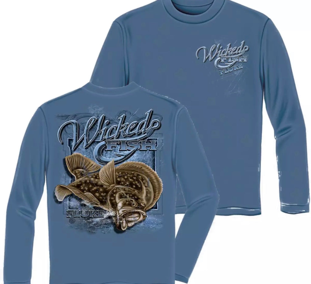 Fluke Long Sleeve T Shirt - The Wall Kids, Inc.