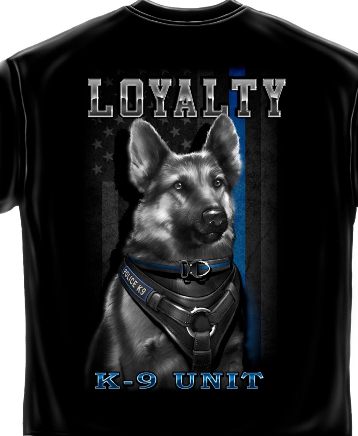 K-9 Police T Shirt - The Wall Kids, Inc.