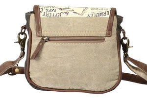 AMERICAN RAMBLERS CANVAS CROSSBODY AND SHOULDER BAG - The Wall Kids, Inc.