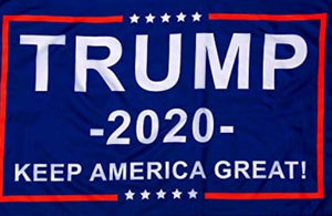 Trump 2020 Keep America Great Again 3X5 Flags - The Wall Kids, Inc.