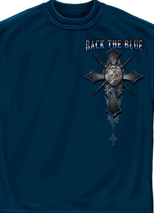 Law Enforcement T Shirt - The Wall Kids, Inc.