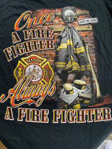 Once A FireFighter - The Wall Kids, Inc.