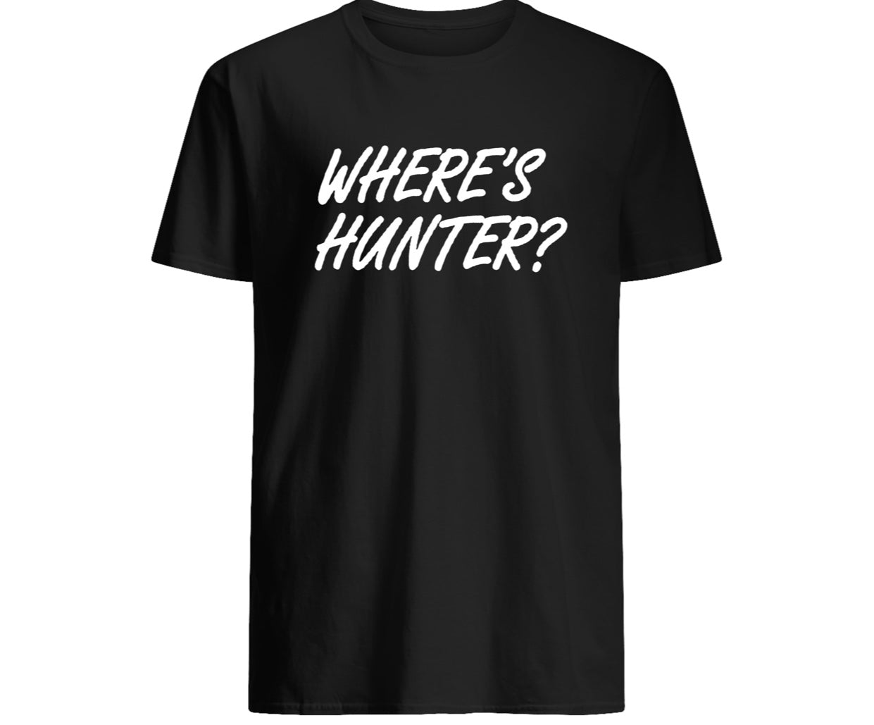 Where's Hunter? - The Wall Kids, Inc.
