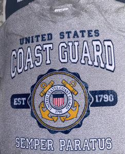 Coast Guard - The Wall Kids, Inc.