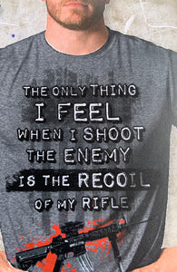 Recoil t shirt - The Wall Kids, Inc.
