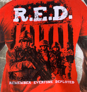 RED FRIDAY - The Wall Kids, Inc.