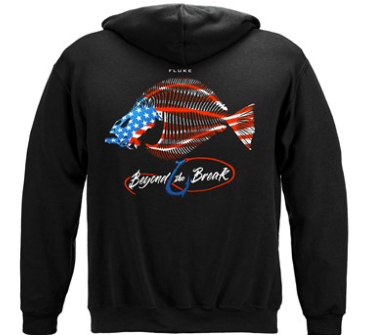 Patriotic Fluke Sweatshirt - The Wall Kids, Inc.