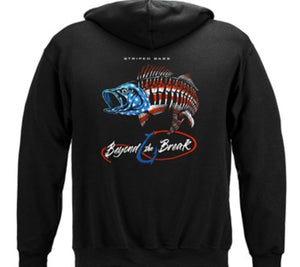 Patriotic Bass Sweatshirts - The Wall Kids, Inc.