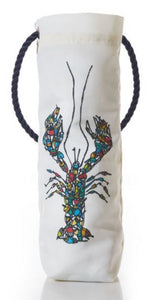 SEA BAGS BUOY PILE LOBSTER WINE BAG - The Wall Kids, Inc.