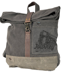 JOURNEY AROUND THE WORLD BACKPACK - The Wall Kids, Inc.