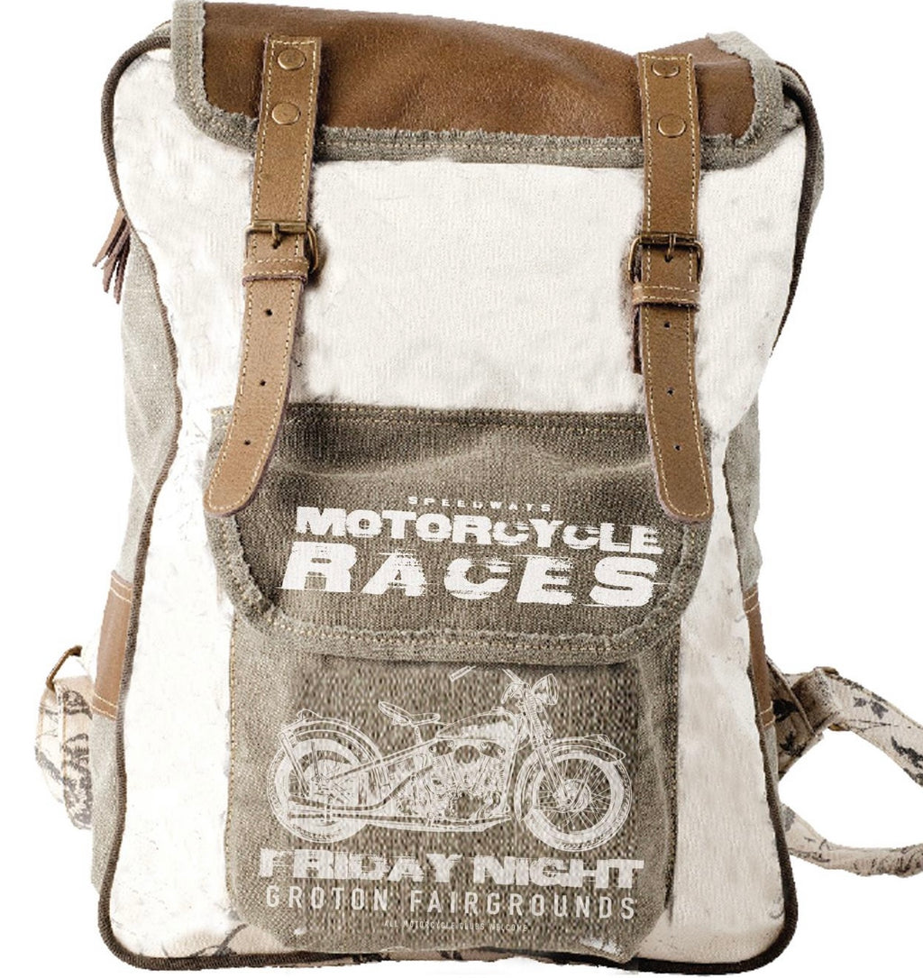 MOTORCYCLE BACKPACK - The Wall Kids, Inc.