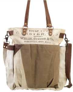SPRING AND CO BAG - The Wall Kids, Inc.
