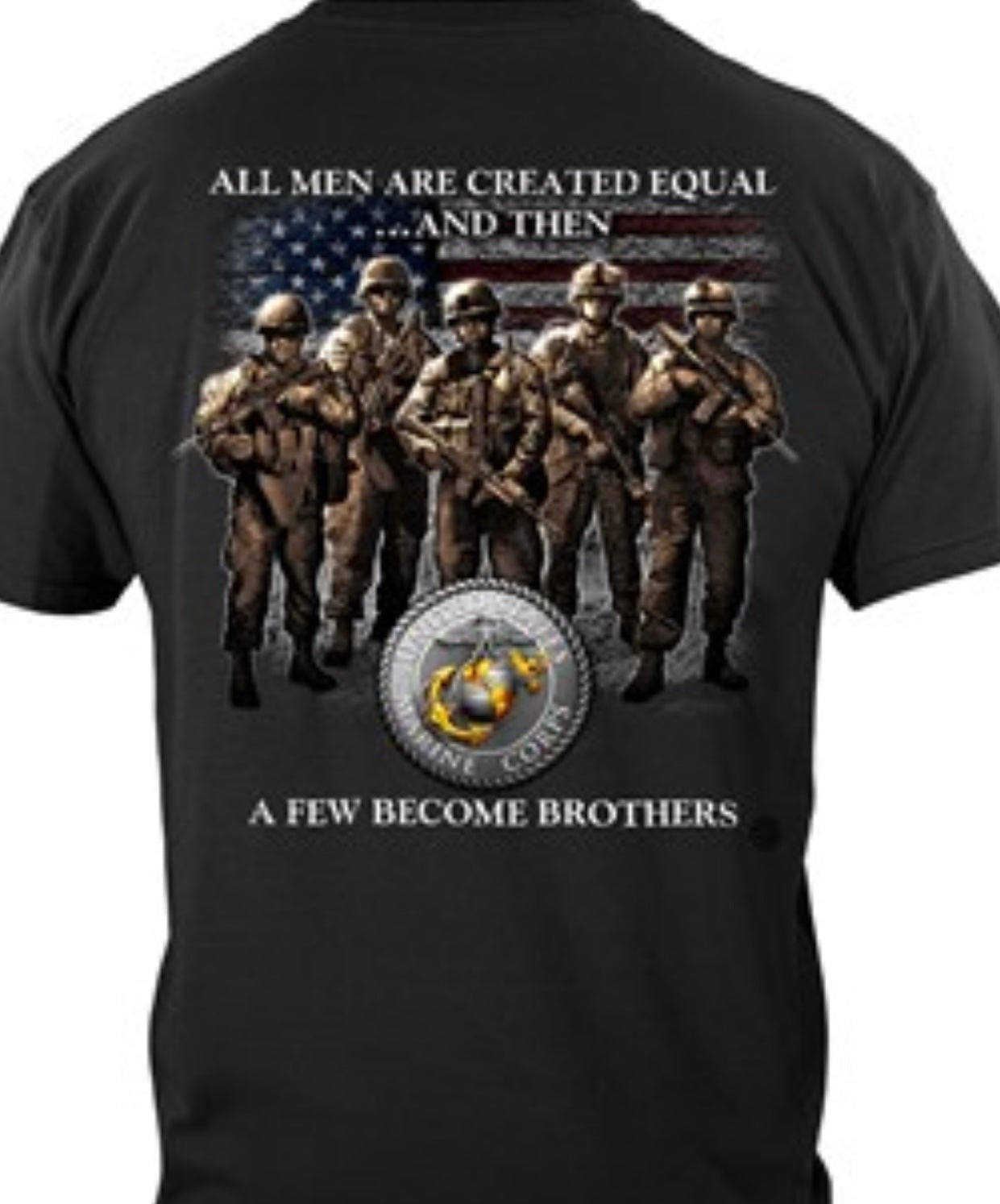 MARINE BROTHERHOOD - The Wall Kids, Inc.