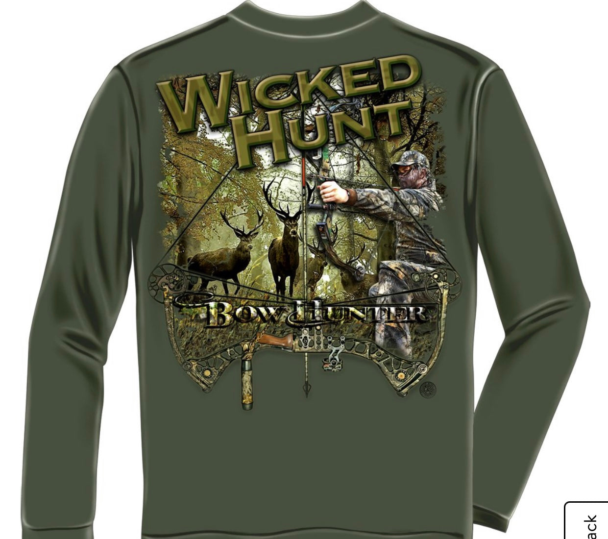 WICKED HUNT BOW HUNTER - The Wall Kids, Inc.