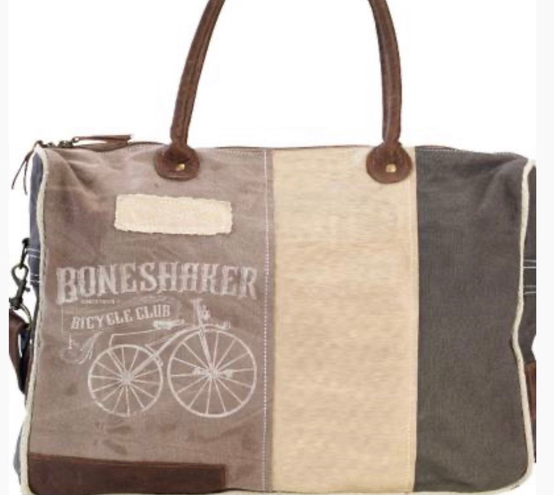 OVERNIGHT TRAVEL TOTE BONESHAKER - The Wall Kids, Inc.