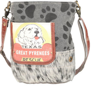 TEXAS GREAT PYRENEES CROSSBODY - The Wall Kids, Inc.