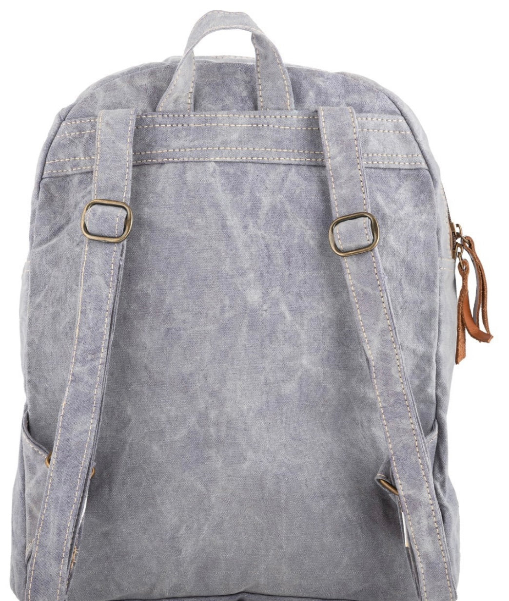 PURPLE WASHED  QUEEN NOT JUST GIRL BACKPACK - The Wall Kids, Inc.