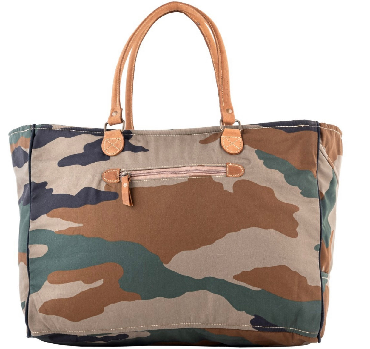 TRENDY CAMOUFLAGE WEEKENDER BAG - The Wall Kids, Inc.