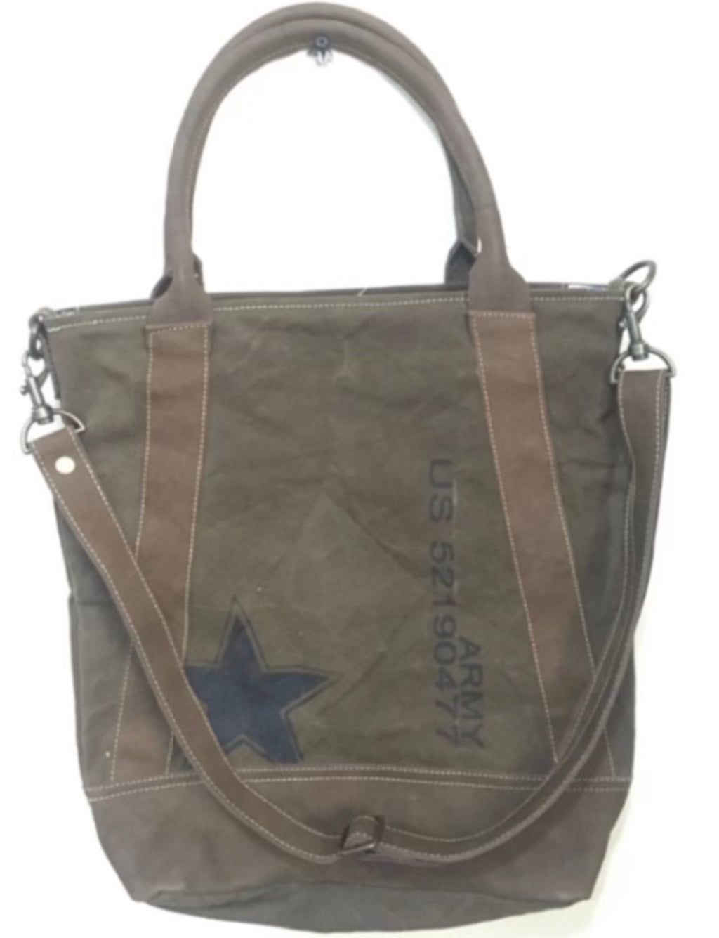 US ARMY TOTE - The Wall Kids, Inc.