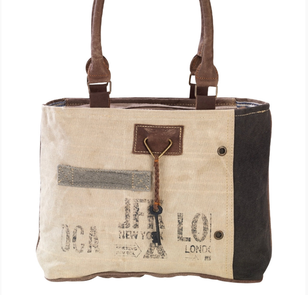 JFK Small Tote - The Wall Kids, Inc.