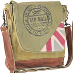 RED STRIPE CROSSBODY & SHOULDER - The Wall Kids, Inc.