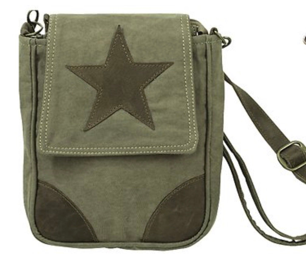 STAR SHOULDER/ CROSSBODY BAG - The Wall Kids, Inc.