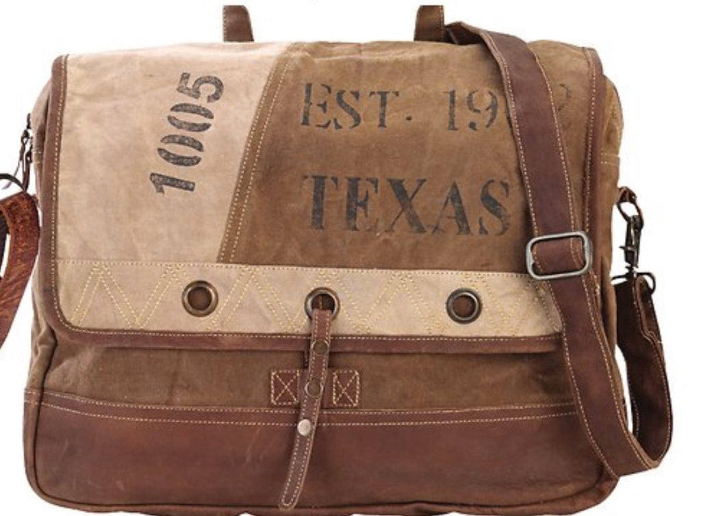 TEXAS LAPTOP BAG - The Wall Kids, Inc.