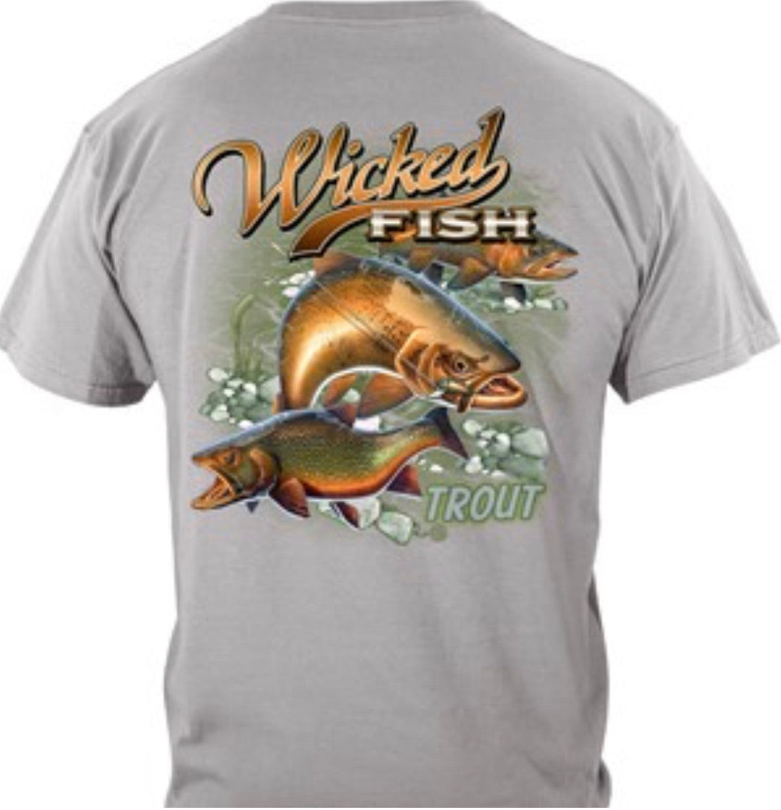 WICKED FISH TROUT - The Wall Kids, Inc.