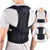 Lumbar Back Support Brace - Deluxe Full Back Posture Corrector
