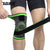 Knee Brace Compression Sleeve for Support Patella Stabilizer Straps