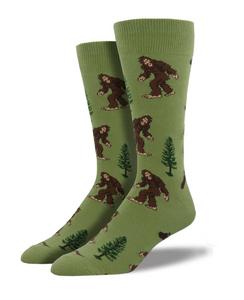 Bigfoot Socks