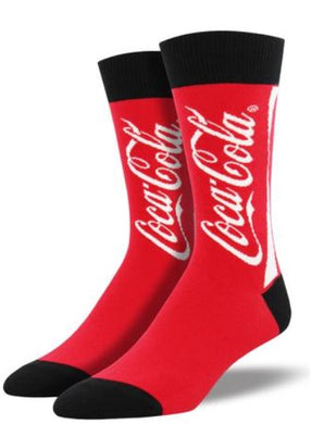 Coca-Cola Socks