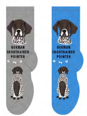 Unisex German Shorthaired Pointer Socks
