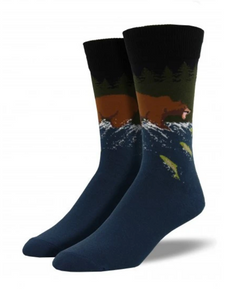 Gone Fishing Socks