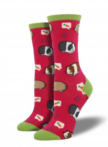 Ladies Guinea Pig Socks