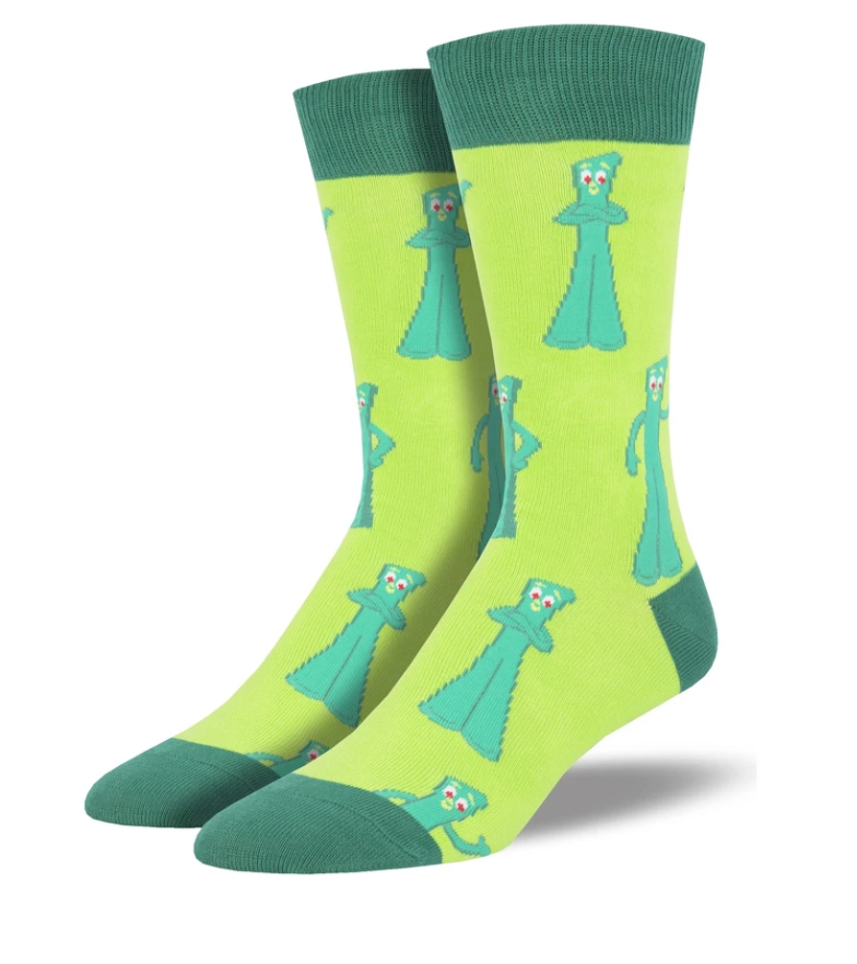 Gumpy Greetings Socks