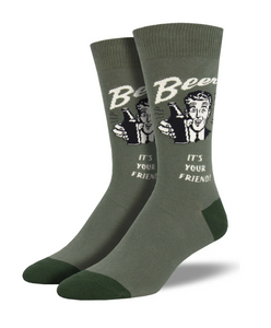 Have A Beer Socks