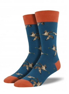 Mallard Movement Socks