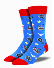 Movie Night Socks