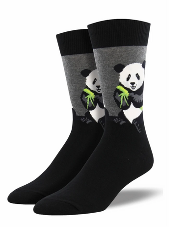 Peaceful Panda Socks