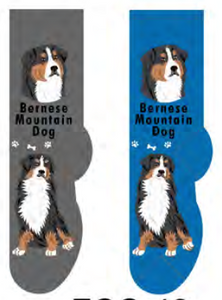 Unisex Bernese Mountain Dog Socks